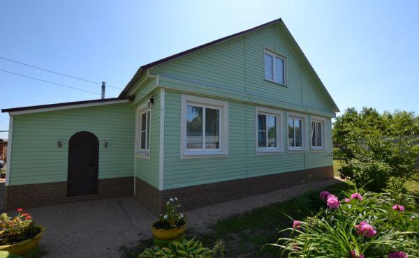 Капитальный жилой дом в 2-х км от Волоколамска